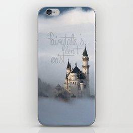 Fairytale Castle iPhone Skin