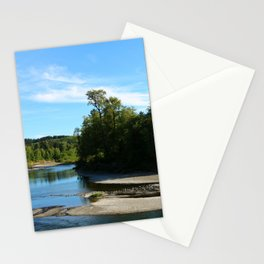 Quillayute River Stationery Cards