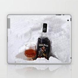 Ice Cold Captain Morgan Rum Laptop & iPad Skin