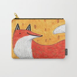 Sassy Little Fox Carry-All Pouch