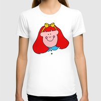 redhead T-shirts featuring Redhead Rules by 2cute