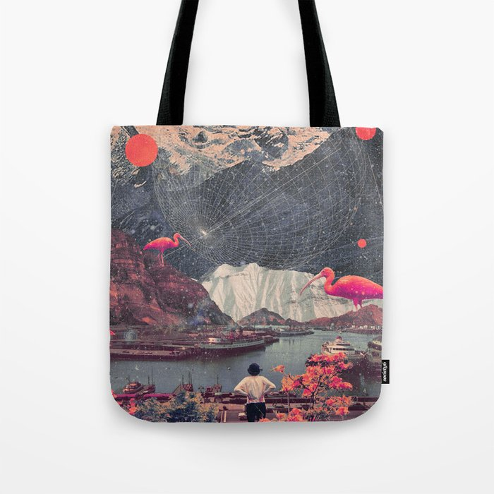 My Choices left me Alone Tote Bag