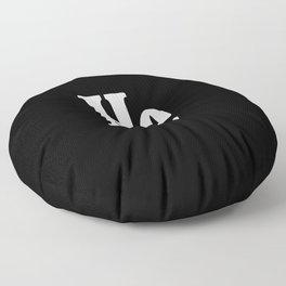 He Floor Pillow