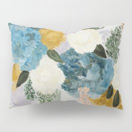 A Summer Garden Pillow Sham