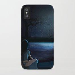 Dream until your dreams come true. iPhone Case