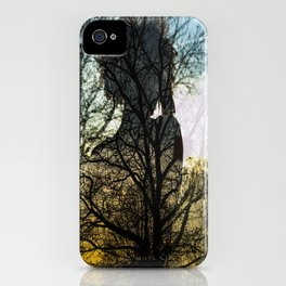 A Tree Grows in the Bronx iPhone Case