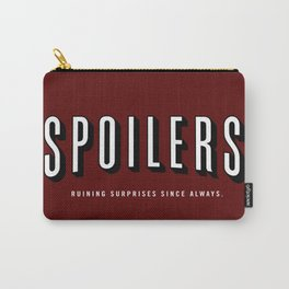 SPOILERS Carry-All Pouch