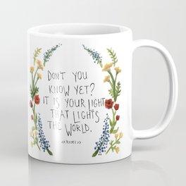 For Maddy.  Coffee Mug