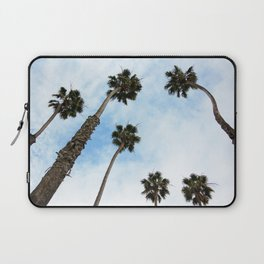 Palm tree Vibes Laptop Sleeve