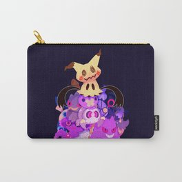 Spooky Dolls Carry-All Pouch