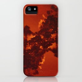Sun's Coming Up iPhone Case