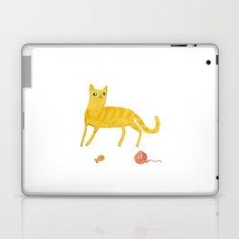 Nice Ginger Cat Laptop & iPad Skin