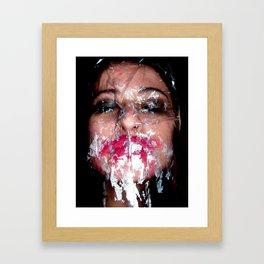 Cocaine Nights Framed Art Print