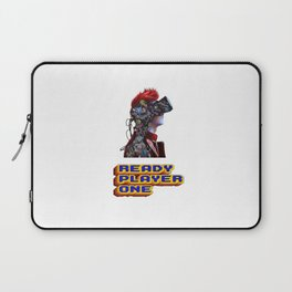 Ready Player One Parzival Logo Laptop Sleeve