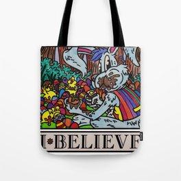 I.Believe|EasterBunny Tote Bag