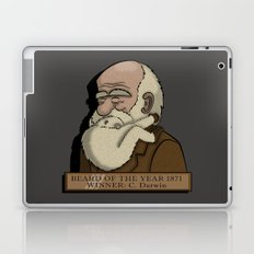 Beard Of The Year Laptop & iPad Skin