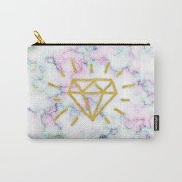 Unicorn Diamond Carry-All Pouch
