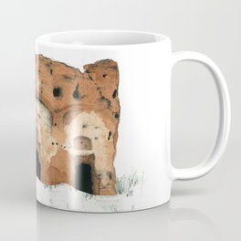 Ruin Coffee Mug