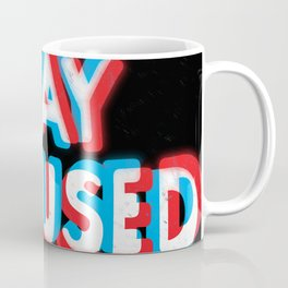 Stay Focused Coffee Mug