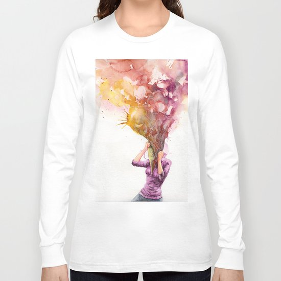 Chromostomy 1 Long Sleeve T-shirt