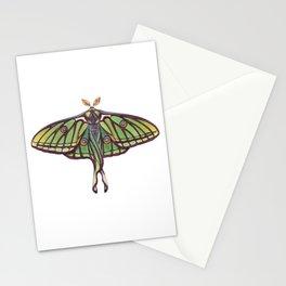 Spanish Moon Moth (Graellsia isabellae) Stationery Cards