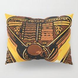 Polysine Generator Pillow Sham