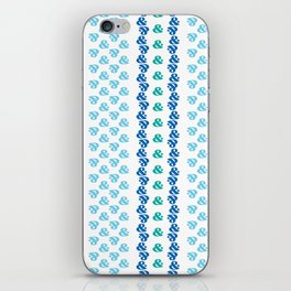 Typographic Pattern: Ampersand III iPhone Skin