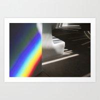 Light Sanctuary Art Print