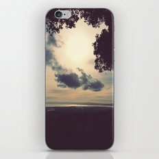 Overcast Bay  iPhone & iPod Skin