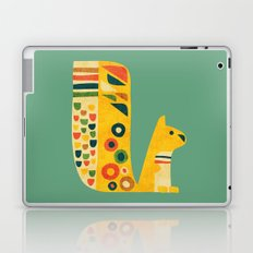 Century Squirrel Laptop & iPad Skin