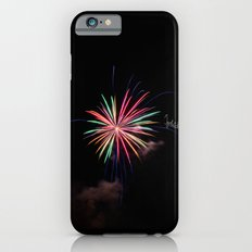 Star of Fireworks Slim Case iPhone 6s