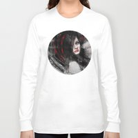passion Long Sleeve T-shirts featuring Passion by Kanelov