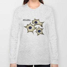 #Cellfie Long Sleeve T-shirt