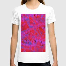 storm of squares T-shirt