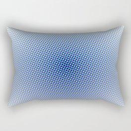 behind Rectangular Pillow