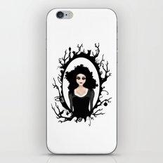 I keep my dark thoughts deep inside. iPhone & iPod Skin