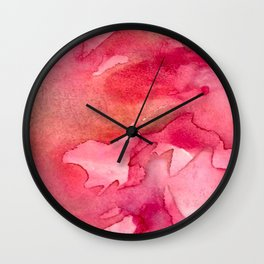 Infected Heart  Wall Clock