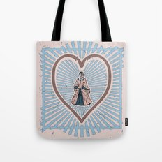 Queen of Heads Variation Tote Bag