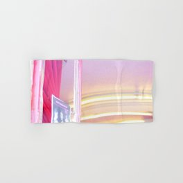 Pink in Paris 02 Hand & Bath Towel