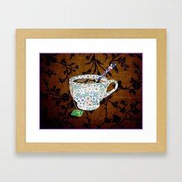 Spot of Tea? Framed Art Print