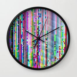 port5x10a Wall Clock