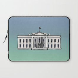 The White House in Washington, D.C. Laptop Sleeve