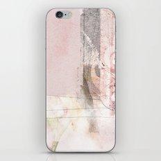 stiches iPhone Skin