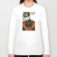 dick Long Sleeve T-shirts featuring Dick by Shop 5