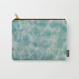 Peaceful Pool Carry-All Pouch