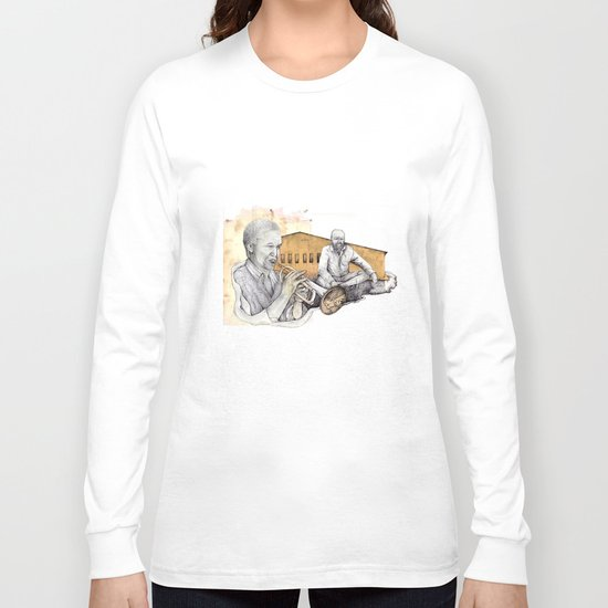 musician Long Sleeve T-shirt