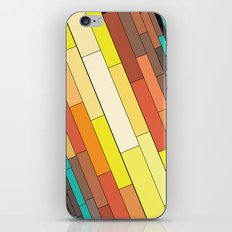 Revenge of the Rectangles I iPhone & iPod Skin