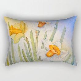 Welcome Spring Rectangular Pillow