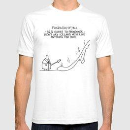 Fagradalsfjall T-shirt