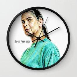 Joan Ferguson Wall Clock